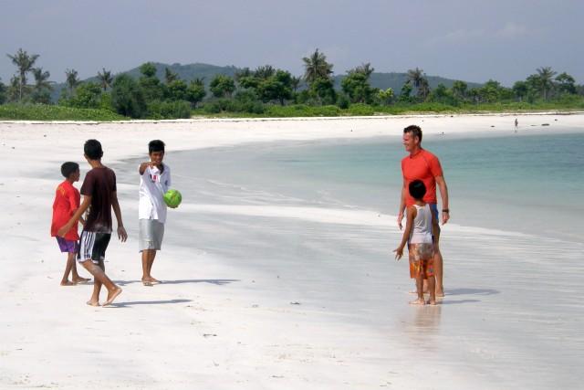 lombok voetbal