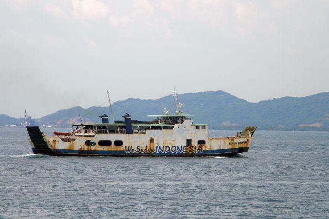 veerboot lombok - bali