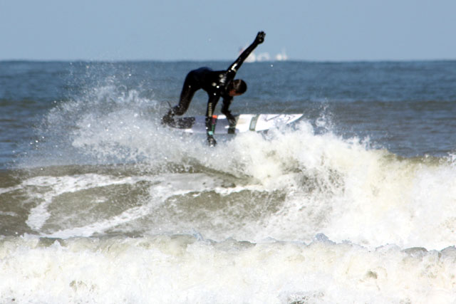 golfsurfen hoek van holland